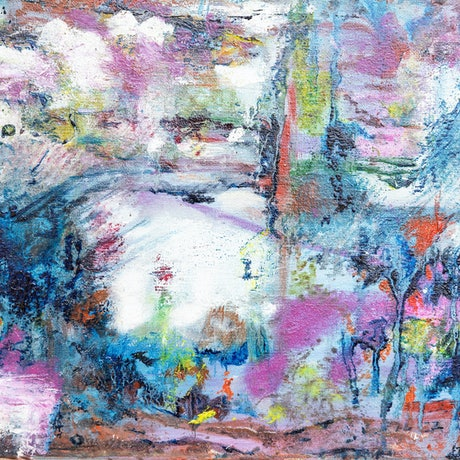 (CreativeWork) Untitled V by Colin Avosa. Oil Paint. Shop online at Bluethumb.