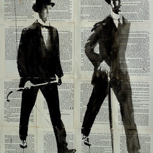 (CreativeWork) THE DANDY'S by loui jover. drawing. Shop online at Bluethumb.