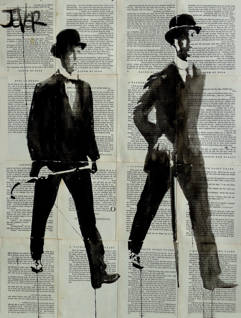 (CreativeWork) THE DANDY'S by loui jover. Drawings. Shop online at Bluethumb.