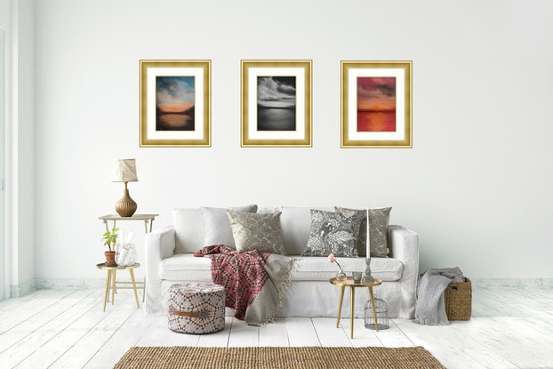 (CreativeWork) Tranquillity by Ivona Radic. Other Media. Shop online at Bluethumb.