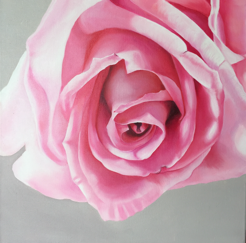(CreativeWork) Begining by Anne Lucas. Oil Paint. Shop online at Bluethumb.