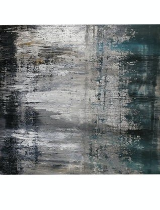 (CreativeWork) series Sublime Intoxication (2) by nicole delaney djardin. Oil Paint. Shop online at Bluethumb.
