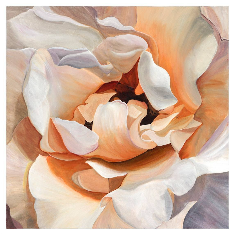 (CreativeWork) Resplendent Limited Edition Large Print incl matte Print area 76cmx76cm matte is 1mx1m Ed. 15 of 100 by Hayley Kruger. Print. Shop online at Bluethumb.
