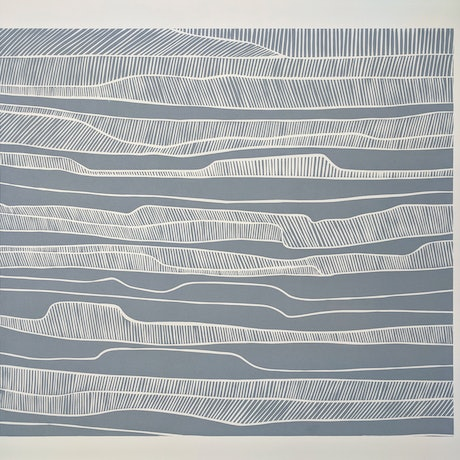 (CreativeWork) Interwoven 2 Ed. 4 of 10 by Leigha White. Reproduction Print. Shop online at Bluethumb.