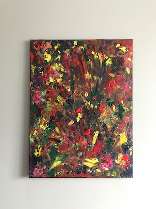 (CreativeWork) By Kamile Bale by Kamile Bale. Acrylic Paint. Shop online at Bluethumb.