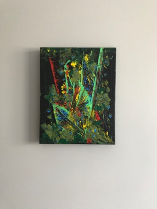 (CreativeWork) Artwork by Kamile Bale by Kamile Bale. Acrylic Paint. Shop online at Bluethumb.