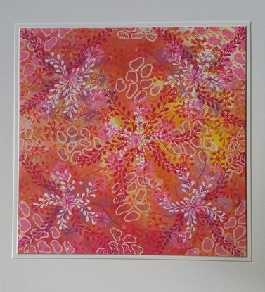 (CreativeWork) Summer Time by Jan Naylor. Acrylic Paint. Shop online at Bluethumb.