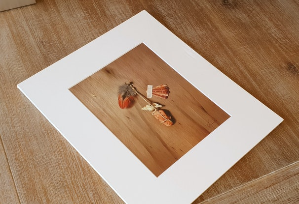 """(CreativeWork) """"Gifts of the Red Land"""" by Elena Kolotusha. Print. Shop online at Bluethumb."""