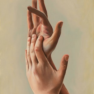 (CreativeWork) 'Contact' - Limited Edition print  A4 by maria radun. other-media. Shop online at Bluethumb.