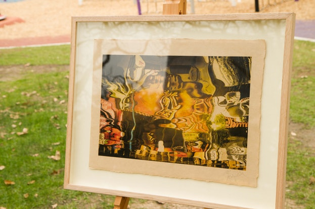 (CreativeWork) Paradise - framed edition by Ben Goh. Reproduction Print. Shop online at Bluethumb.