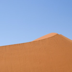 (CreativeWork) Namibian Desert #1 (Framed) by Andy Summons. photograph. Shop online at Bluethumb.