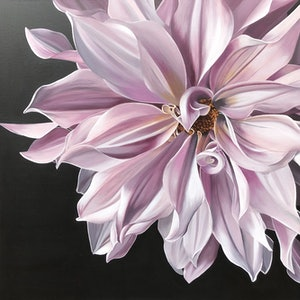 (CreativeWork) Radiance by Patricia Hillard. acrylic-painting. Shop online at Bluethumb.