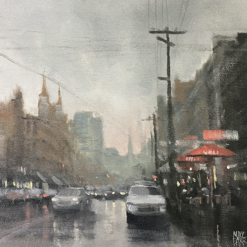 (CreativeWork) Coffee on Brunswick by Mike Barr. #<Filter:0x00007ff116bf2ae8>. Shop online at Bluethumb.