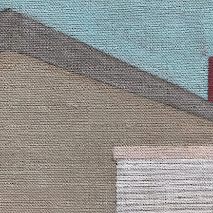 (CreativeWork) Geelong by Theresa J Poulsom. Acrylic. Shop online at Bluethumb.