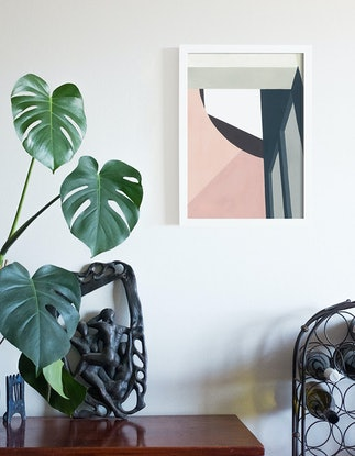 (CreativeWork) Collezione, Tokyo no.1 by Bianca Wilson. Acrylic Paint. Shop online at Bluethumb.