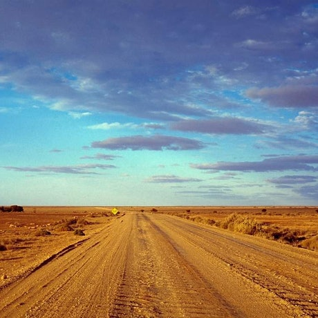(CreativeWork) Outbound...(Lake Eyre/Kati Thanda series part iii) Ed. 1 of 5 by Alex Frayne. Photograph. Shop online at Bluethumb.