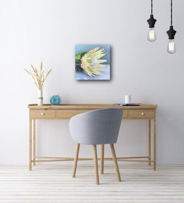 (CreativeWork) Eminence  by Hayley Kruger. #<Filter:0x00007fa57ce20a80>. Shop online at Bluethumb.