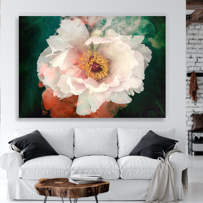 (CreativeWork) Peony Dreams Ed. 1 of 25 by Martine Vanderspuy. print. Shop online at Bluethumb.