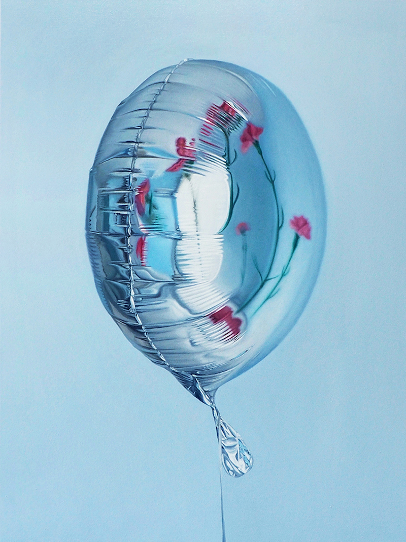 (CreativeWork) Perspective by Kellie Orr. oil-painting. Shop online at Bluethumb.