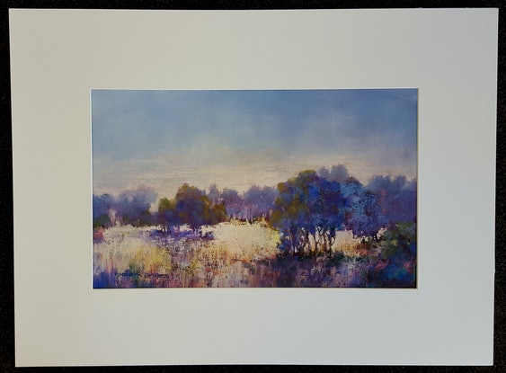 (CreativeWork) Fields by Helen Miles. Other Media. Shop online at Bluethumb.