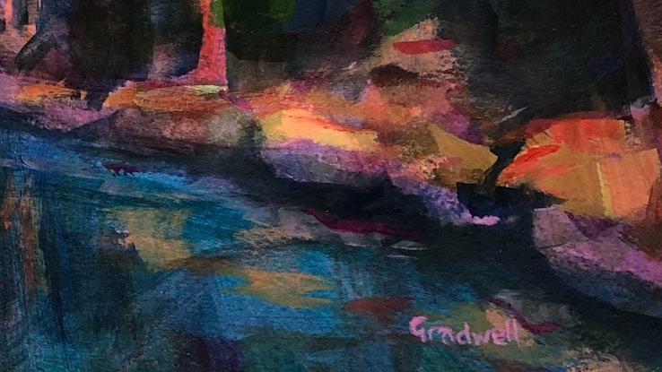 (CreativeWork) From The Water II by Kate Gradwell. #<Filter:0x000055727169c588>. Shop online at Bluethumb.