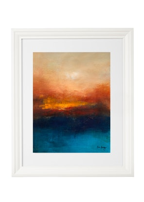 (CreativeWork) Endless Mercy by Kris Ancog. Acrylic Paint. Shop online at Bluethumb.