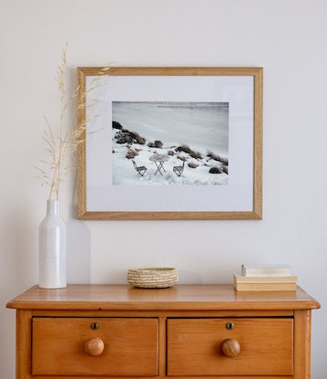 (CreativeWork) Ice for breakfast Ed. 1 of 2 by Wendy Philip. Photograph. Shop online at Bluethumb.