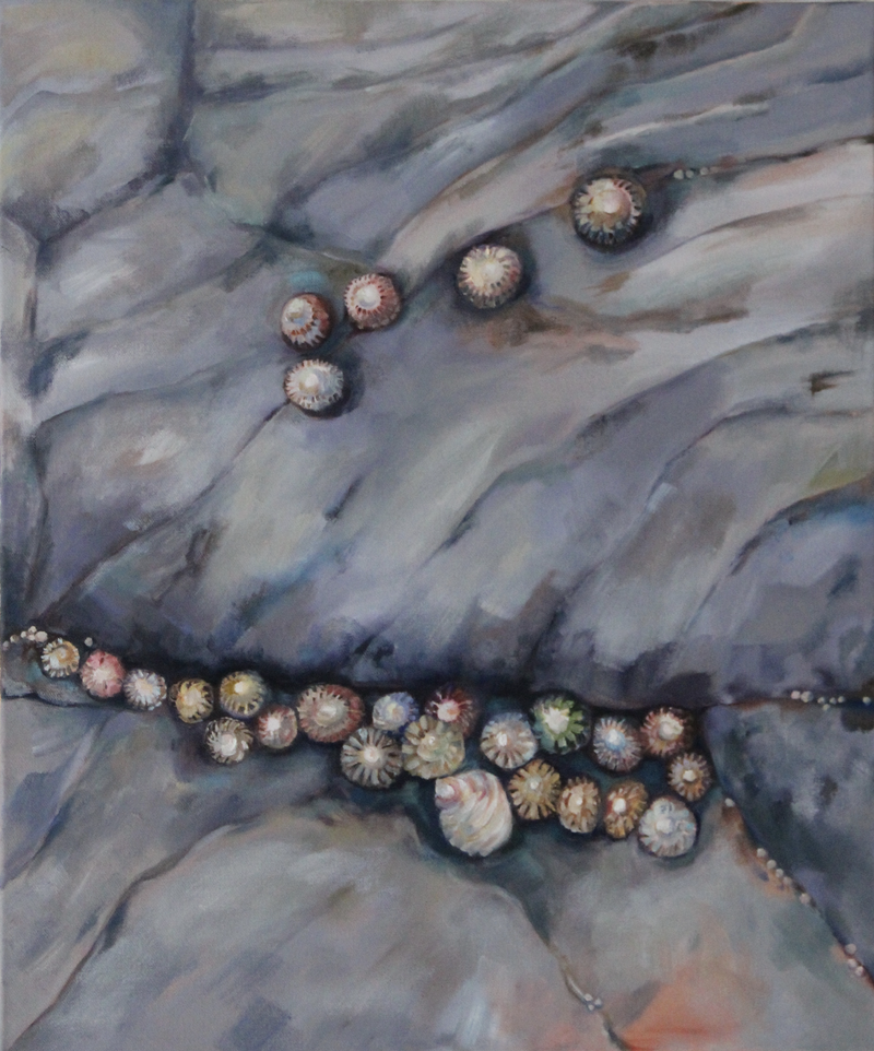 (CreativeWork) Bejewelled by Jackie Moss. Oil Paint. Shop online at Bluethumb.