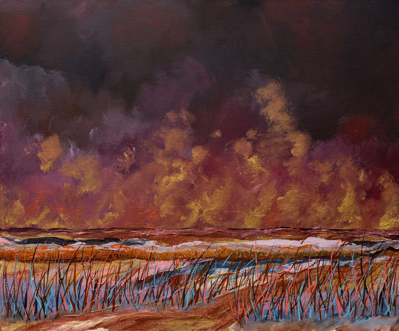 (CreativeWork) Dreaming in The Wild Country by Scott Jackson. Acrylic Paint. Shop online at Bluethumb.