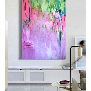 (CreativeWork) Marlowe by Anne-Maree Wise. acrylic-painting. Shop online at Bluethumb.