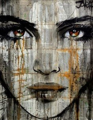 (CreativeWork) CHAMBERS by loui jover. Drawings. Shop online at Bluethumb.