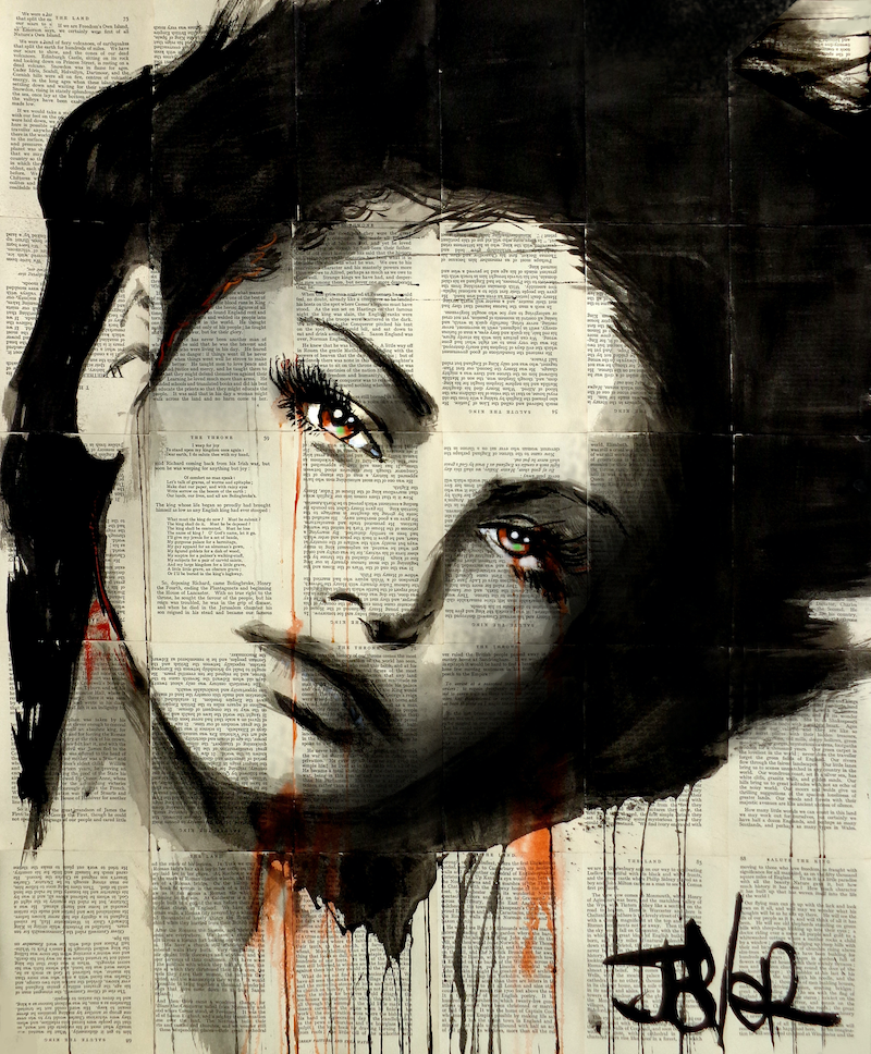 (CreativeWork) CHAMBERS by loui jover. drawing. Shop online at Bluethumb.