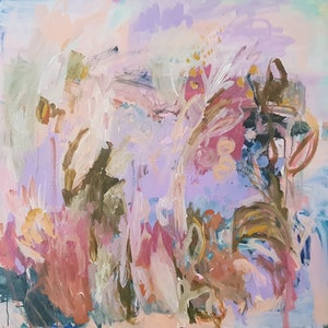 (CreativeWork) Change of Season  by Kate Pittas. arcylic-painting. Shop online at Bluethumb.