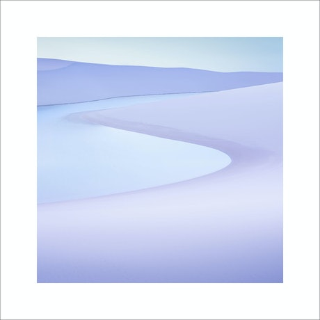 (CreativeWork) Lençóis Maranhenses study #6 Ed. 1 of 30 by Robert Salisbury. Photograph. Shop online at Bluethumb.