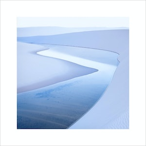 (CreativeWork) Lençóis Maranhenses study #7 Ed. 1 of 30 by Robert Salisbury. #<Filter:0x00007fa566f49cb0>. Shop online at Bluethumb.