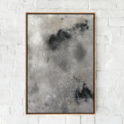 (CreativeWork) Draw down the moon. (Concrete)  by Ben Parker. other-media. Shop online at Bluethumb.