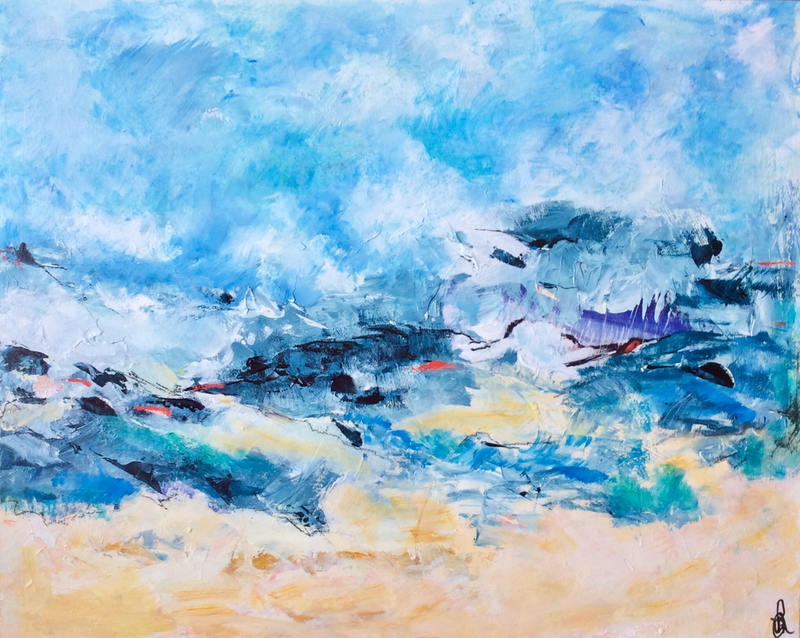 (CreativeWork) Above The Sand by Heidi Lambiris. #<Filter:0x00007fc1a93ee000>. Shop online at Bluethumb.