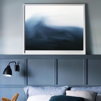 (CreativeWork) The Sound of a Wave VII by Casey Freeman. Other Media. Shop online at Bluethumb.
