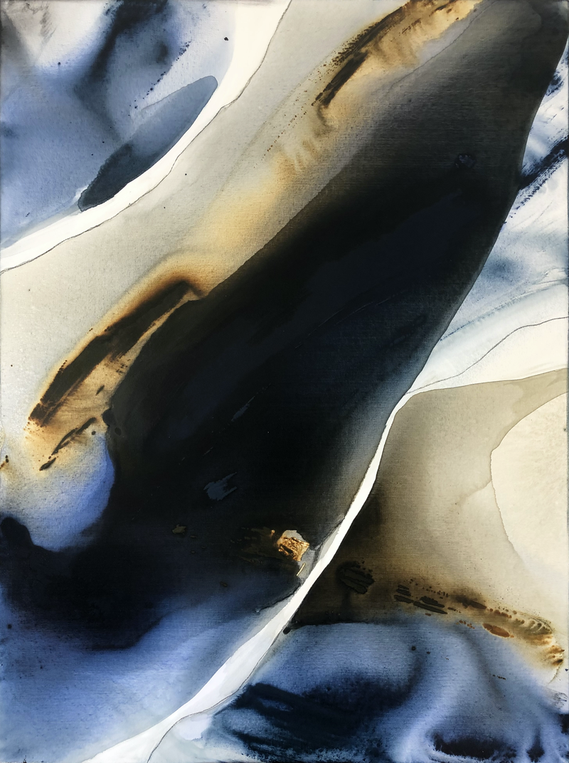 (CreativeWork) Paros by Dinah Wakefield. Acrylic Paint. Shop online at Bluethumb.