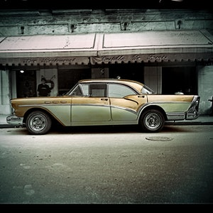 (CreativeWork) A Lo Cubano Ed. 1 of 20 by alex buckingham. photograph. Shop online at Bluethumb.