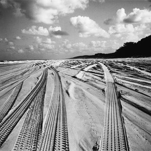 (CreativeWork) Moreton Island 1 by alex buckingham. photograph. Shop online at Bluethumb.