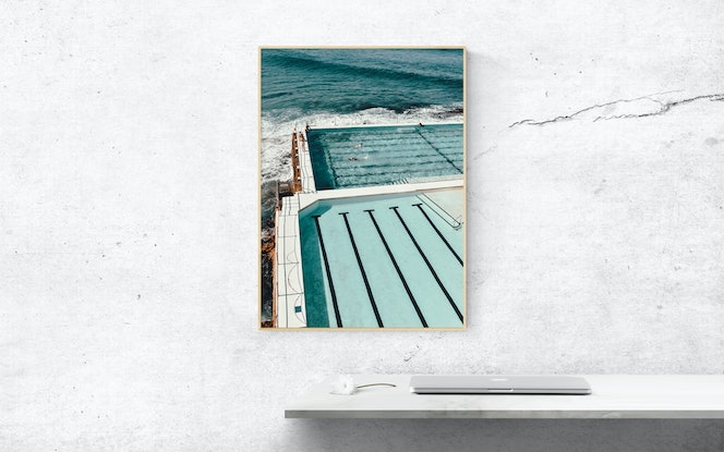 (CreativeWork) Mornings at Bondi Ed. 1 of 20 by Agus Gago. #<Filter:0x00005589e6d3d608>. Shop online at Bluethumb.