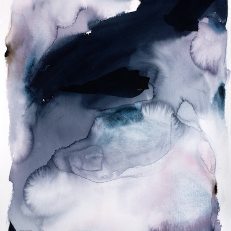 (CreativeWork) Breathing Dreams by Renee Tohl. Watercolour Paint. Shop online at Bluethumb.