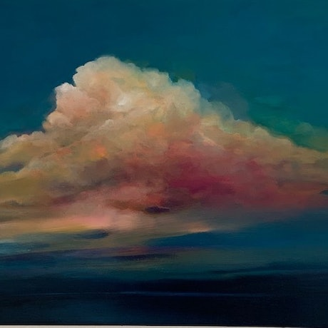 (CreativeWork) Sweeping Majestic by Deborah Munday. Oil Paint. Shop online at Bluethumb.