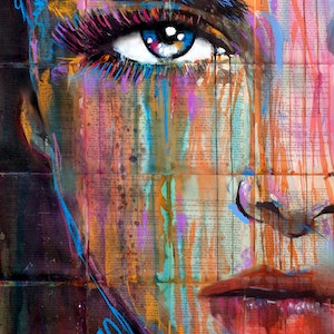 (CreativeWork) OPUS by loui jover. drawing. Shop online at Bluethumb.
