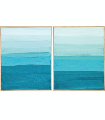 (CreativeWork) Gunnamutta Bay Diptych by Maggi McDonald. #<Filter:0x00007fcfb8d9b1a8>. Shop online at Bluethumb.
