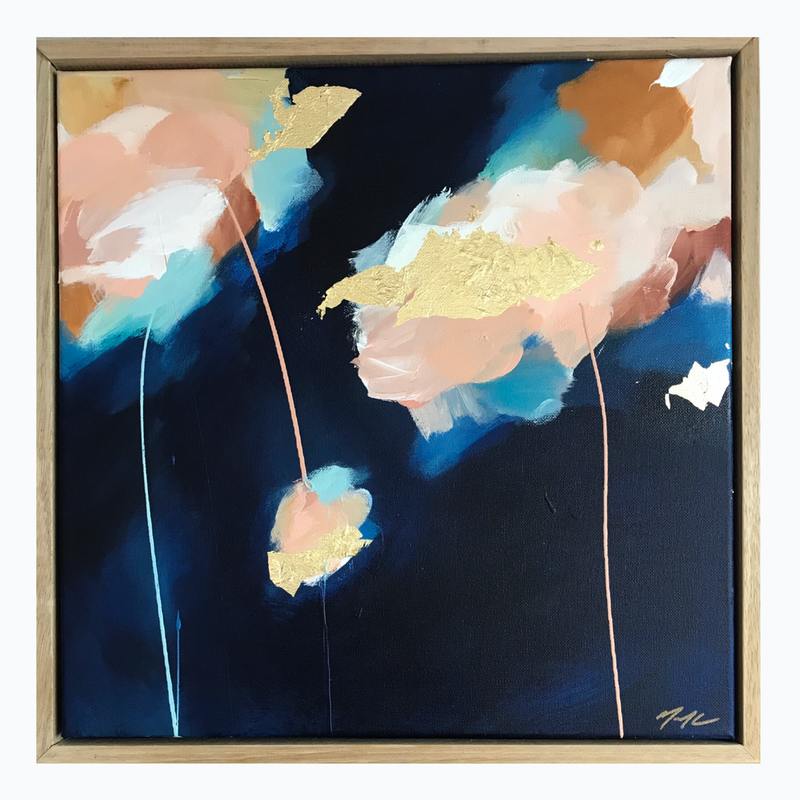 (CreativeWork) Maybe Someday by Marnie McKnight. Acrylic Paint. Shop online at Bluethumb.
