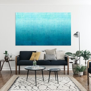 (CreativeWork) Slow Tide mixed media painting on Canvas by George Hall. #<Filter:0x00007f4818b847c0>. Shop online at Bluethumb.