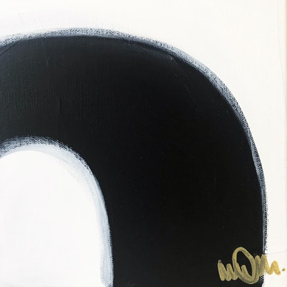 (CreativeWork) Go Your Own Way by Maggi McDonald. Acrylic Paint. Shop online at Bluethumb.