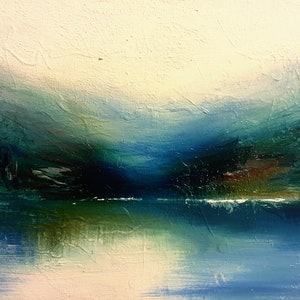 (CreativeWork) Subtlety by Alice Howell. oil-painting. Shop online at Bluethumb.